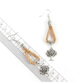Captain Cork Earrings Tree
