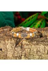 Captain Cork Wide bracelet out of cork Tree