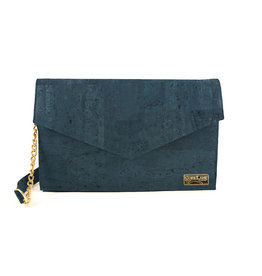 Captain Cork Hand Bag Miley dark blue