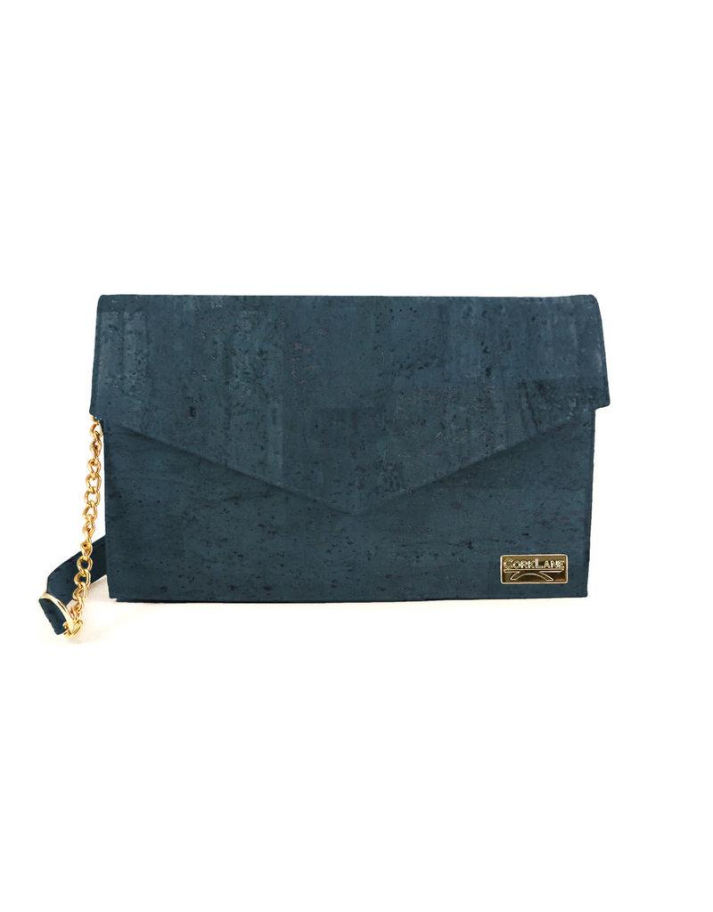 Captain Cork Hand Bag Miley dark blue