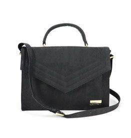 Captain Cork Hand bag Kate Black