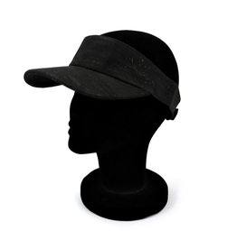Captain Cork Cap's peak black