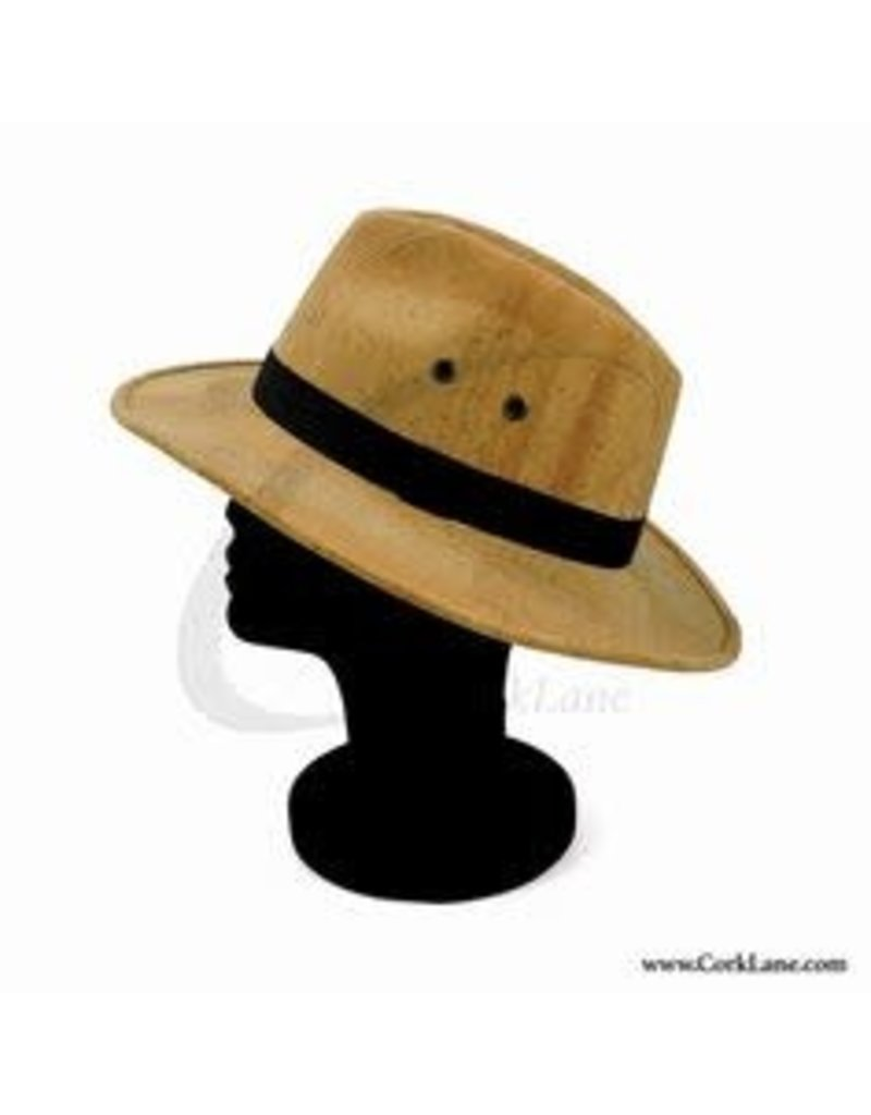 Captain Cork Panama Hat  Nature