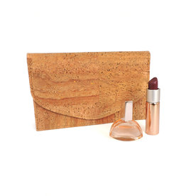 Captain Cork Make up bag / necessaire with mirror