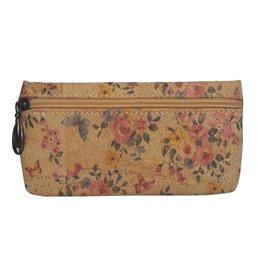 Captain Cork ELLEN- Make-up bag floral