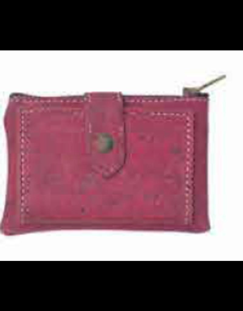 Captain Cork Vienna compact purse