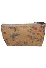 Captain Cork ROSIE- floral coin purse
