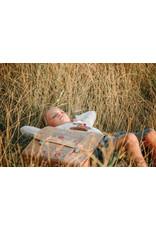 Captain Cork De kleine KAPITEIN - Prachtige, lichte en duurzame boekentas met speciale print