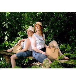 Captain Cork Hand bag Kate Natural
