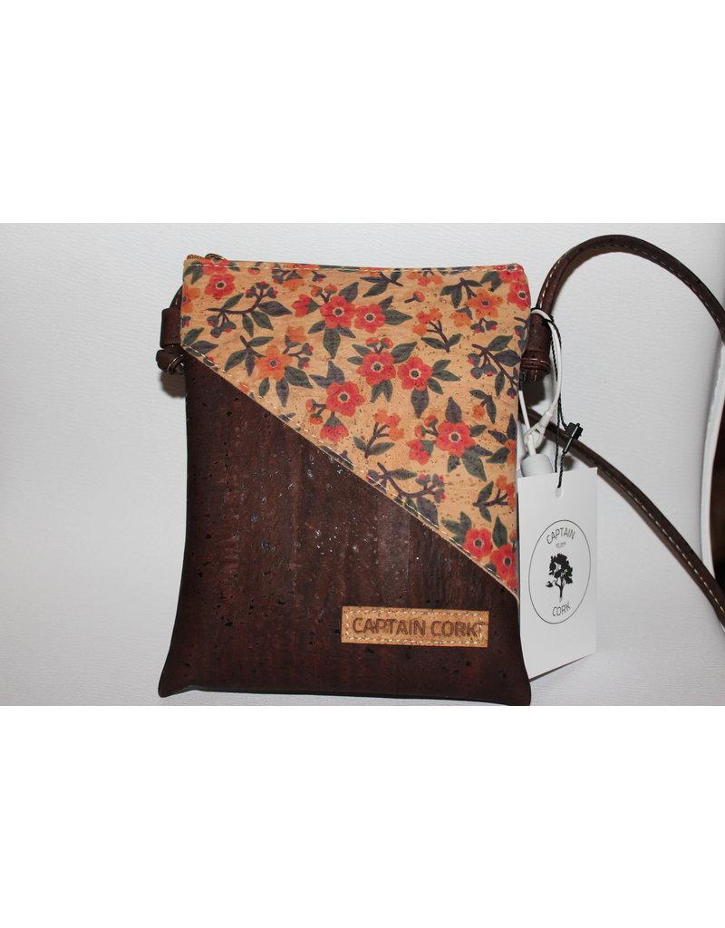 Captain Cork ISABELLE-  shoulder bag: practical, super light with a beautiful design
