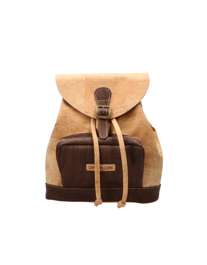 Captain Cork BAILEY - backpack: stylish, trendy and sophisticated
