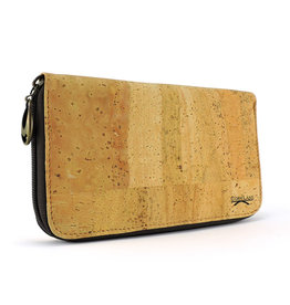 DEBORAH-Purse for woman Luxurious edition in naturel