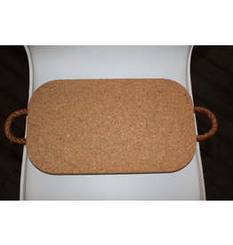 Coaster with rope (large)