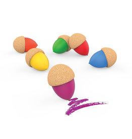 Elou CORKSNOOT- Cork Crayons (x6)