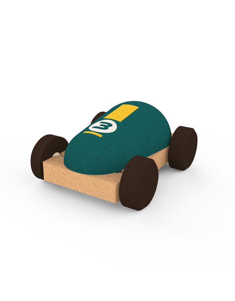 RAY'S CAR - De Groene sportauto