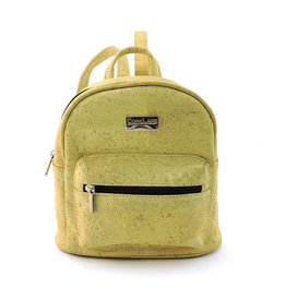 Captain Cork INE - Mini backpack vanille