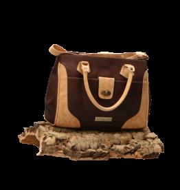 Captain Cork VERA -  Cork hand bag with shoulder strap / Captain Cork Label