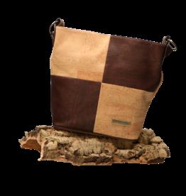 LENA - natuurlijke handtas uit kurk /  Captain Cork Label