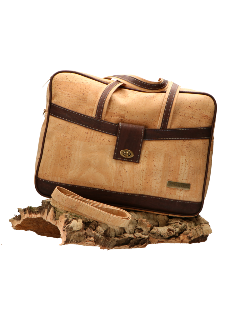 Captain Cork LOGAN - De kurken business tas