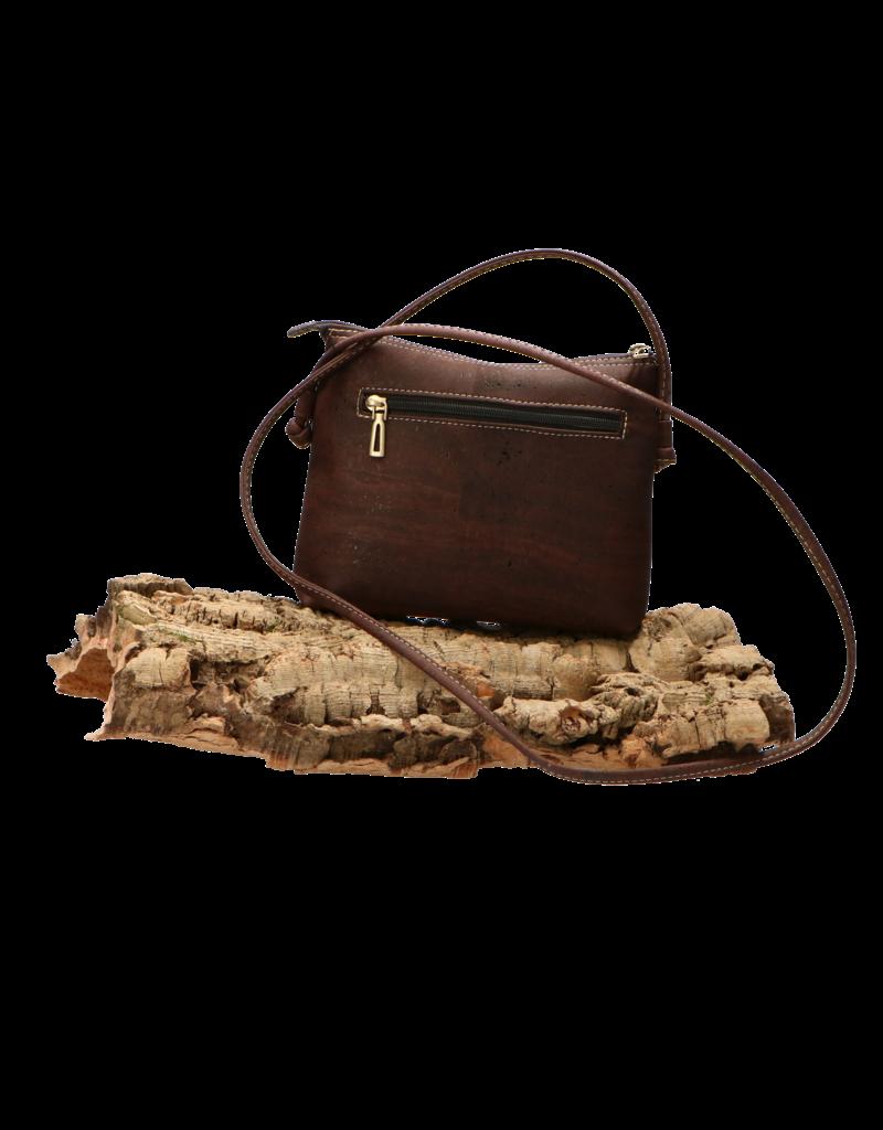 Captain Cork LOTTE- The corky shoulder bag/ Captain Cork Label