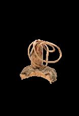 Captain Cork VEERLE - The corky floral  shoulder bag with small shoulder strap/Captain Cork Label