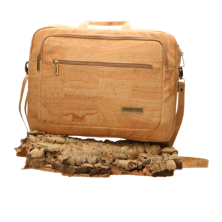 Captain Cork LEWIE_NATUREL_sac d'ordinateur portable EN LIEGE
