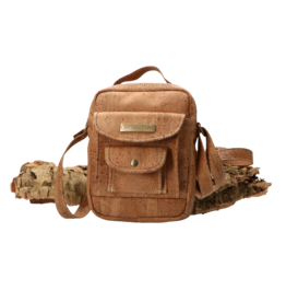 Captain Cork KAY - Cork shoulder bag / Captain Cork Label