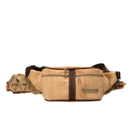 Captain Cork IMKE- Cool cork belt bag / Captain Cork Label