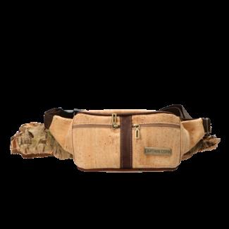 Captain Cork IMKE- Cool cork belt bag / Captain Cork Label