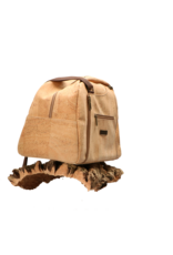 Captain Cork LES - Your corky travelbuddy in natural cork with quirky assymetric shoulder strap/Captain Cork Label
