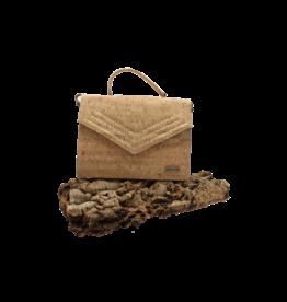 Captain Cork KATE - Hand bag natural/Captain Cork Label