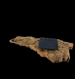 STEVE-Kaartenportefeuille in zakformaat blauw