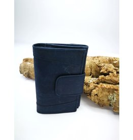 Captain Cork MARIT -Ladies Wallet DARK BLUE