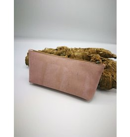 Captain Cork JEANNY - Make-up bag PINK