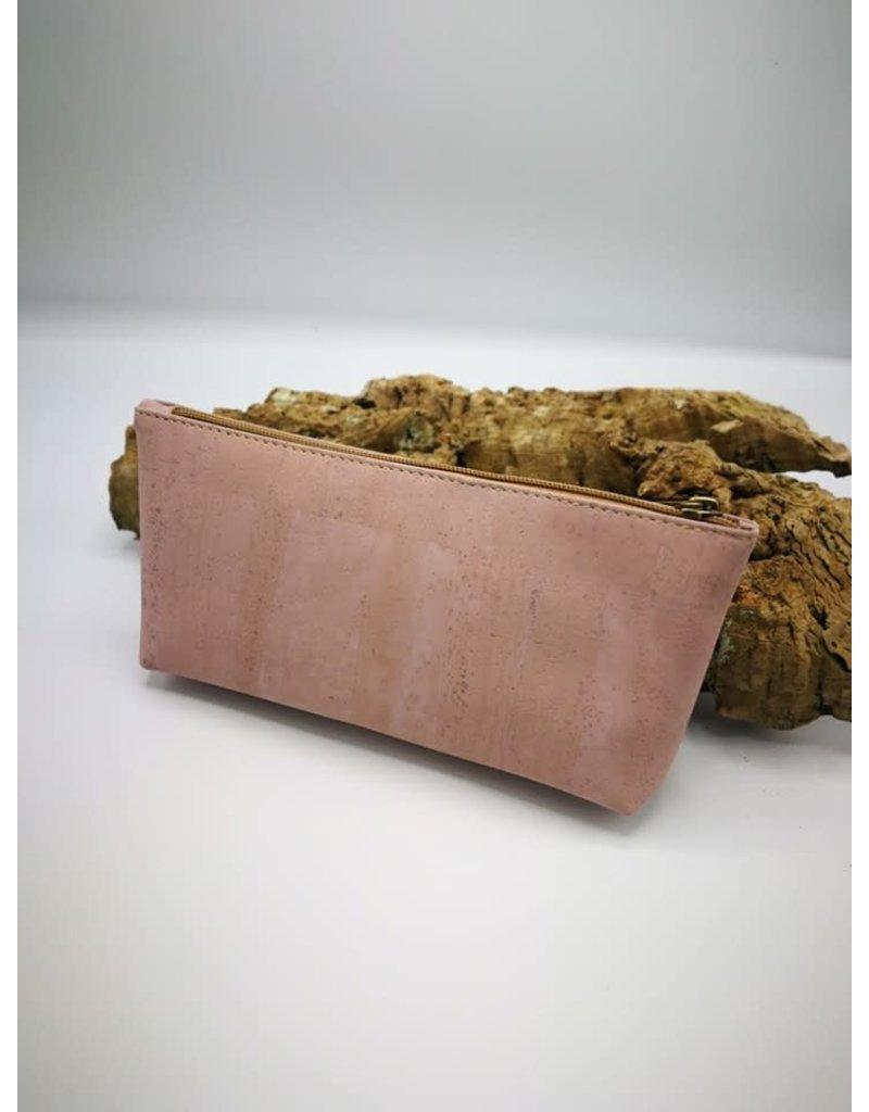 Captain Cork JEANNY - Make-up bag PINK