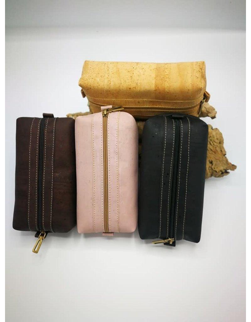 MARTHE - Make Up bag NATURAL