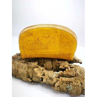 Captain Cork METTE- Make-up Bag GEEL