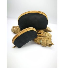Captain Cork METTE- Make-up Bag BLACK