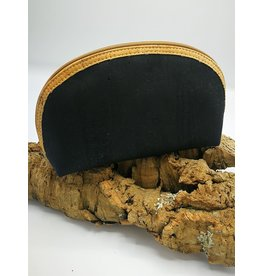 Captain Cork MANOU - Make up bag BLACK
