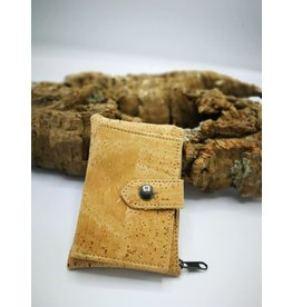 Captain Cork VIENNA wallet NATURAL