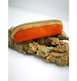 Captain Cork PEGGY pen pouch ORANGE