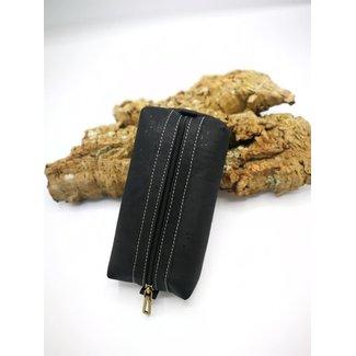 Captain Cork CHARLIE - wallet keychain BLACK