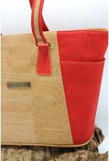 Captain Cork KATRIJN - The Urban Sophistication in loving red  / The Captain Cork Label