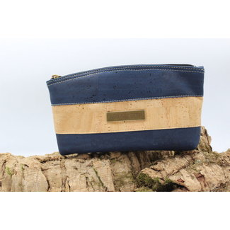 Captain Cork ATHENA -Make-Up bag blauw