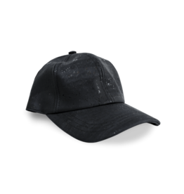 Captain Cork Cap Black