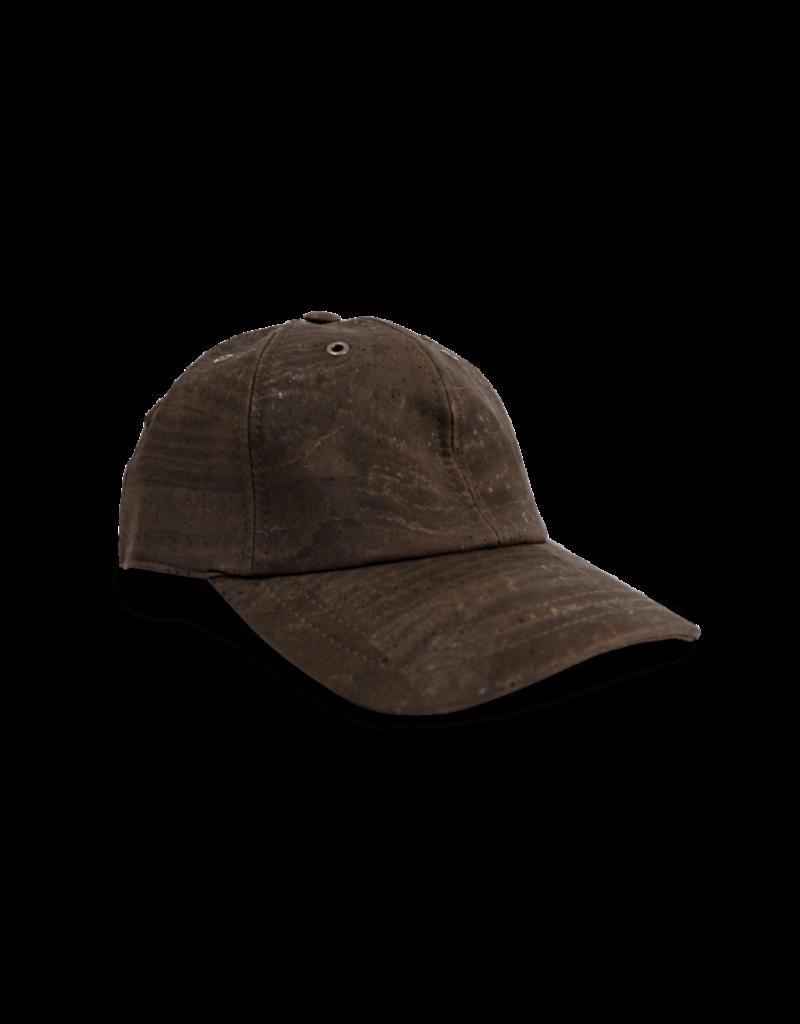 Captain Cork Baseball Cap brown