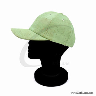 Captain Cork Hat Green
