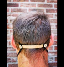 Captain Cork Kurken Bruggetje voor mondmasker: om langdurig comfortabel je masker te dragen