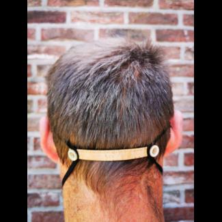 Captain Cork BRUGGETJE - KURK: om langdurig comfortabel je masker te dragen