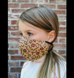Mondmasker voor kinderen NEXT generation MET Print